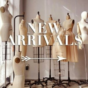 What have we got here? New arrivals galore 
