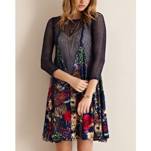 "Bare Anthology Dresses & Skirts - ""A Fable"" Netted Pullover Dress or Tunic"