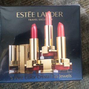 Ester Lauder crystal lip jewels