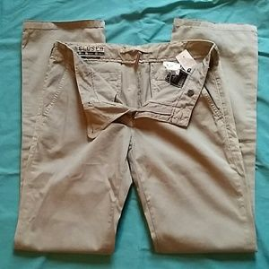 Closed Pants - $135 Closed brand  distressed chinos IT42/US 6
