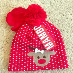 Other - Toddler hat and mittens