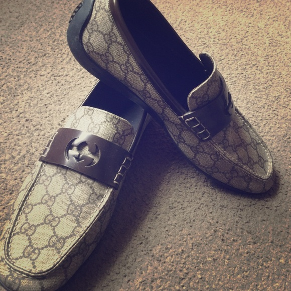 f45971cc498 Gucci Other - Men Authentic Gucci loafers size 9