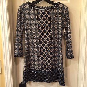 Sophie max Tops - Sophie max NWT tunic top size XS