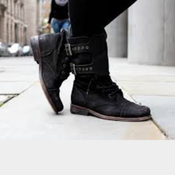 buy cheap best sale AllSaints Damisi Moto Boots sale exclusive outlet fast delivery WGNVEPJuqx