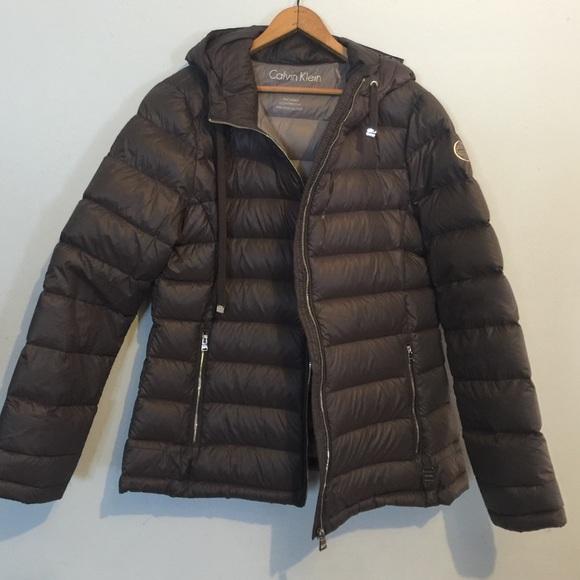 f57a9d0e251 Calvin Klein Jackets & Blazers - CALVIN KLEIN Packable Lightweight Premium  Down
