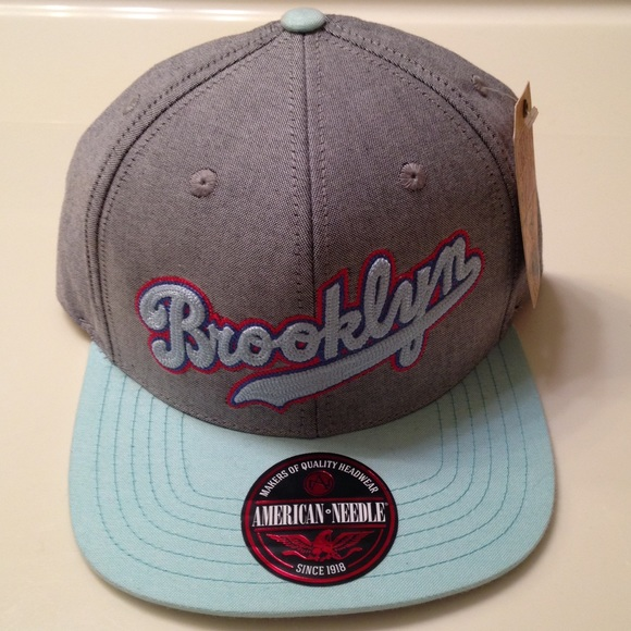2daf12b36 NWT American Needle Brooklyn Hat.