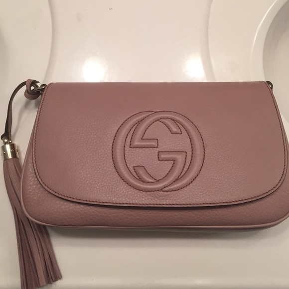 5d2db6ea7 Gucci Bags | Soho Medium Cross Body Bag Newnever Used | Poshmark