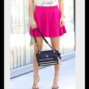 Jessica Simpson hot pink skirt new with tags