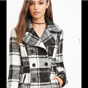 Jackets & Blazers - ✨🆕NWOT Tartan Plaid Coat