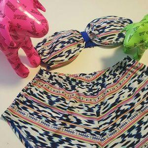 [BOGO 50%] PINK Victoria's Secret Aztec Swimsuit