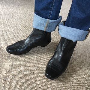 Paul Green Shoes - Paul Green black ankle boots