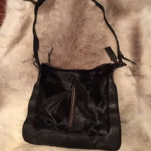 Aqua Madonna Handbags - NWT Chocolate brown leather purse