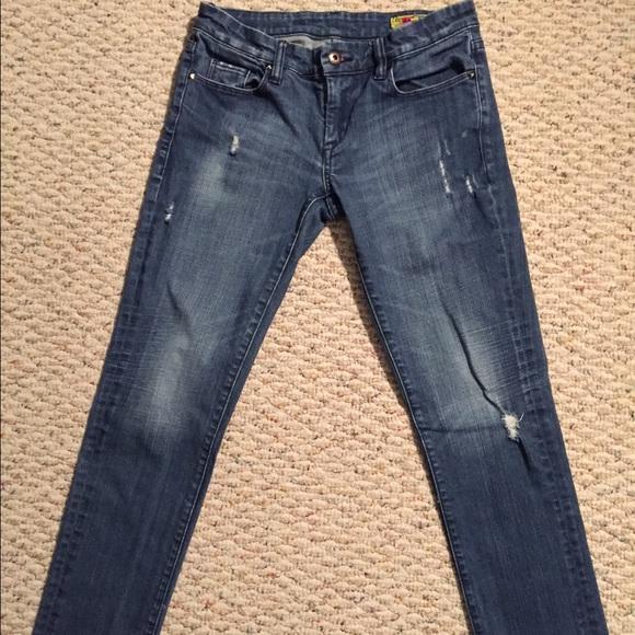 59% off Blank Denim Denim - BLANK NYC Silver Studded Jeans BRAND ...