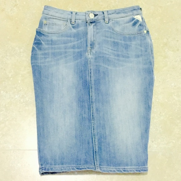 69bf5ae42 Replay Skirts | Bubble Butt Jeans Skirt | Poshmark
