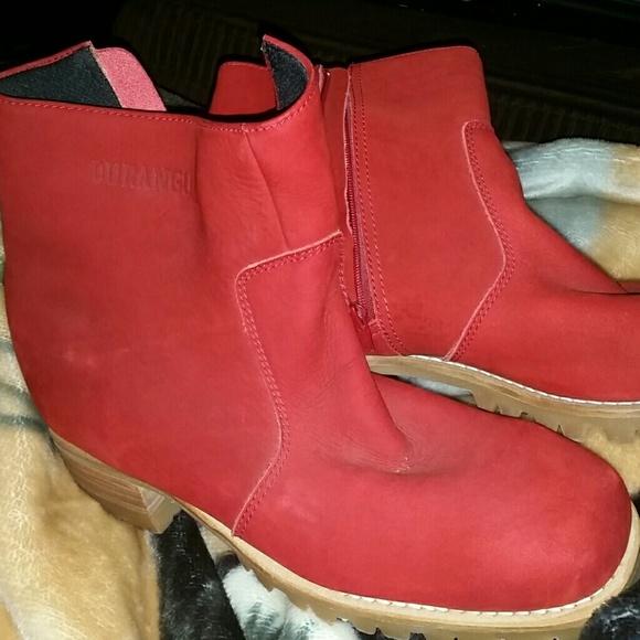035cd14f5d4 Red men Durango boots, size 10D