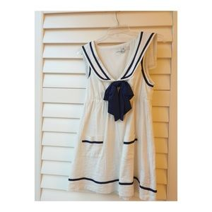 Forever 21 Dresses & Skirts - ⚓️ cute sailor top ⚓️