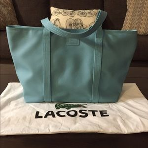 Lacoste Large Tote