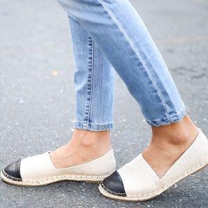 Shoes - 🌺 SOLD 🌺 Chantel Espadrilles Flats