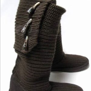 65 paw shoes bearpaw suede boots size 10 0n