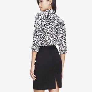 Express Pencil Dress Midi Skirt