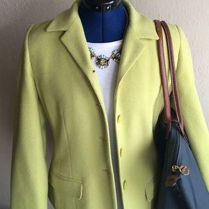 Jackets & Blazers - Host pick! Classy wool blend blazer