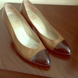 Vintage Christian Dior Pumps