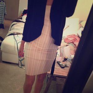 Express Dresses & Skirts - Express Strapless Pencil Dress