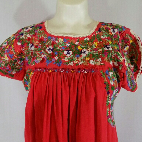 Off vintage dresses skirts mexican