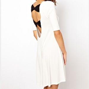 NWT Asos Bow Dress