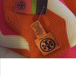 e16b224d8c6 Tory Burch Accessories - Limited Edition Saks Fifth Avenue Tory Burch Scarf