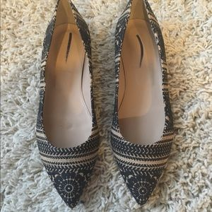 J. Crew Shoes - ⚡️SALE TONIGHT⚡️J. Crew collection woven flat.RARE