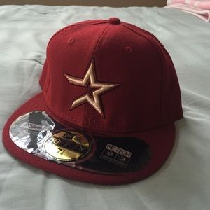 Other - Houston Astros New Era fitted cap