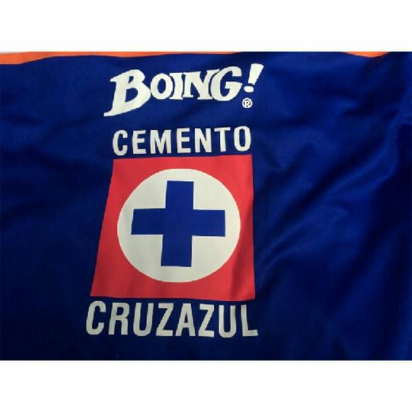 Under Armour Tops - Cruz Azul Mexico Liga MX Soccer Futbol Clun Jersey