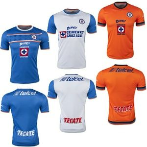 Under Armour Tops - Cruz Azul Mexico Liga MX Soccer Futbol Clun Jersey