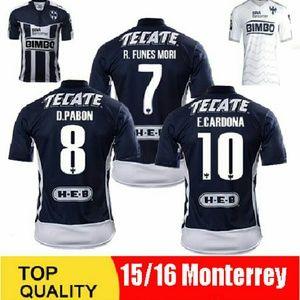Monterey Soccer Jersey Funes Pabon Mexico Football