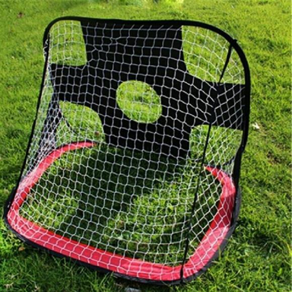 Accessories - Football soccer goals pop up kids soccer tent play