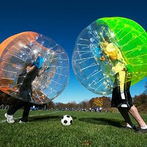 Inflatable Human Ball Bumper Play Soccer Football