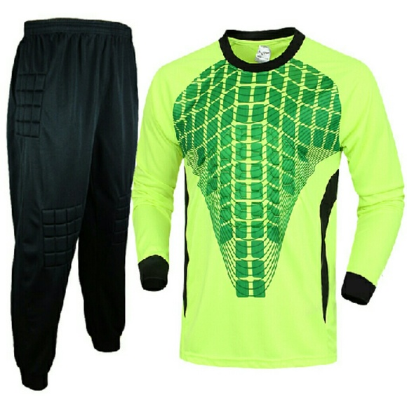 Nike Tops - Football Goalkeeper Jersey Clothing Shirt Pants