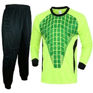 Football Goalkeeper Jersey Clothing Shirt Pants