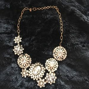 J. Crew Factory dazzled Necklace