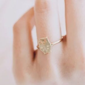 Boutique Jewelry - 🆕Owl ring in gold