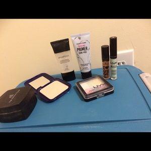 Makeup Face Powder Bundle