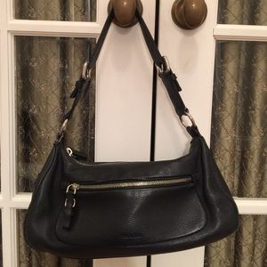 prada messenger handbags - 94% off Prada Handbags - PRADA VINTAGE PEBBLED LEATHER HOBO ...