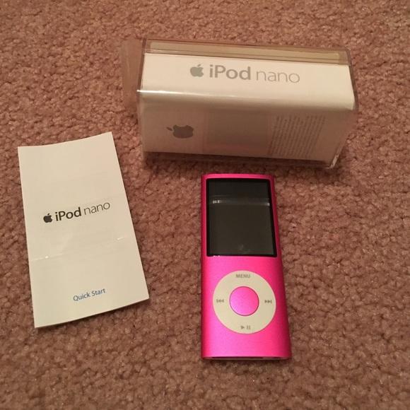Apple Other - Pink i Pod Nano 8GB