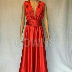 Gowns Dresses & Skirts - NEED 2 SELL!!Marilyn Monroe inspired evening gown