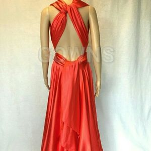Gowns  Dresses & Skirts - Marilyn Monroe inspired evening gown