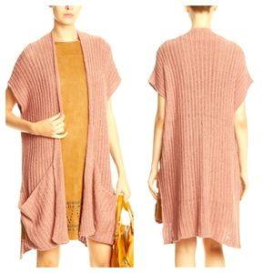SALE! 💥 FREE PEOPLE Loose Knit Cardigan NWT