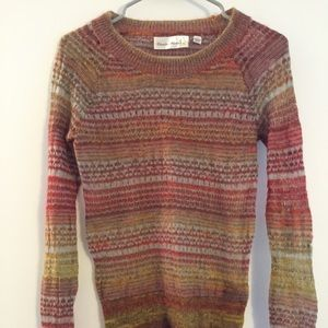 Light colorful sweater