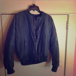 Bomber Jacket ⏰⏰
