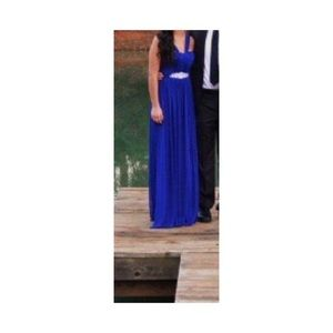 Other - Blue prom dress